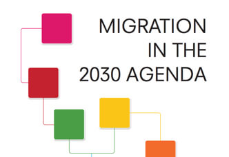 Migration in the 2030 Agenda  International Organization for Migration (2017)