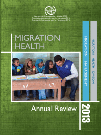 Migration Health – Annual Review 2013