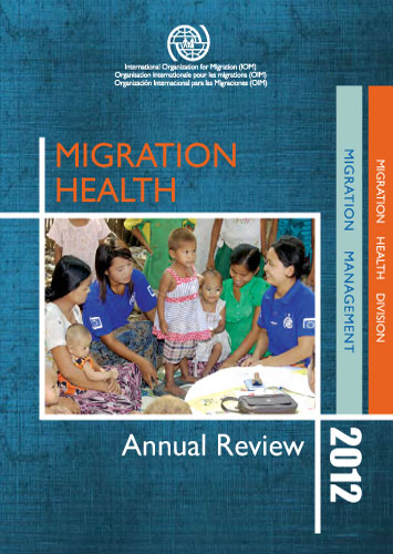 Migration Health – Annual Review 2012
