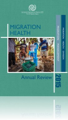 Migration Health Annual Review 2015